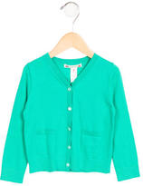 Bonpoint Girls' Long Sleeve Button-Up Cardigan w/ Tags