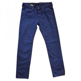 Vivienne Westwood Purple Cotton - elasthane Jeans