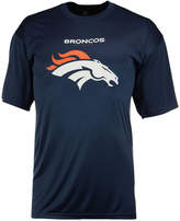 Profile Men's Denver Broncos Critical Victory Performance Big & Tall T-Shirt