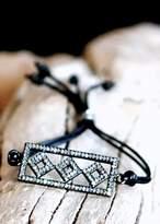 Designs By Alina Triple Diamond Adjustable Bracelet