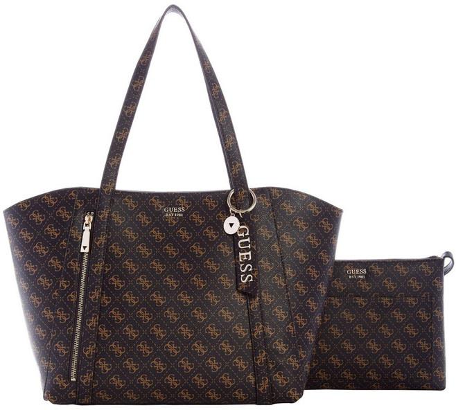 GUESS SG788124BRO Naya Tote Bag