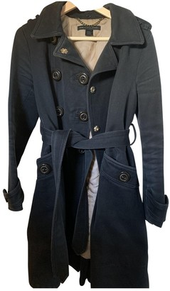 Marc by Marc Jacobs Navy Cotton Trench coats