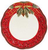 Fitz & Floyd Damask Holiday Salad Plate