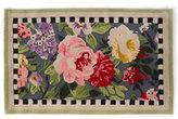 Mackenzie Childs MacKenzie-Childs Tudor Rose Rug, 2.25' x 3.75'