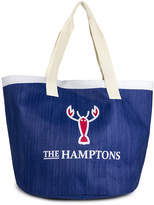 Magid Women's Totebags NAVY/WHITE - Navy & White Lobster 'The Hamptons' Insulated Tote