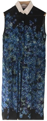 Preen Blue Polyester Dresses