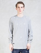 10.Deep Targeted L/S T-Shirt