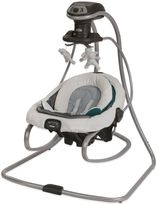 Graco DuetSootheTM Swing and Rocker in Sapphire
