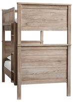 Pottery Barn Kids Charlie Twin-Over-Twin Bunk Bed