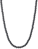 David Yurman Spiritual Beads Necklace with Black Onyx