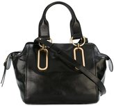 See by Chloe Paige tote - women - Cotton/Leather - One Size
