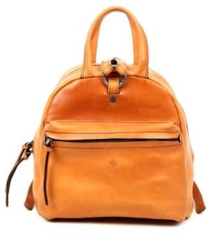 Old Trend Laurel Leather Backpack