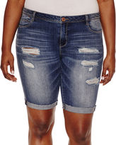 Almost Famous Bermudas Juniors Plus