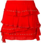 IRO Shelan skirt - women - Cotton/Viscose - 36
