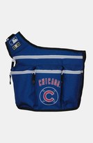 Diaper Dude 'Chicago Cubs' Messenger Diaper Bag