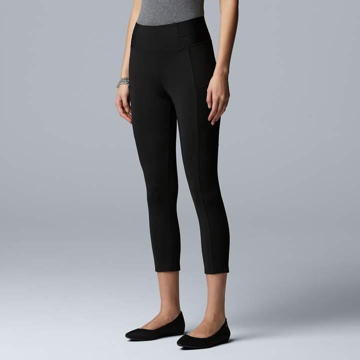 1e5de4f20a9e4 Simply Vera Wang Leggings - ShopStyle