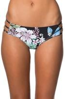 O'Neill Women's Leilani Strappy Hipster Bikini Bottoms