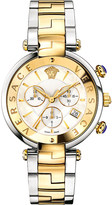 Versace VAJ05 0016 mother-of-pearl and stainless steel watch