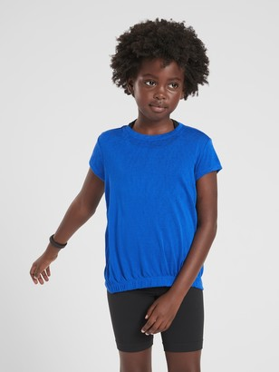 Athleta Girl Front Runner Tee