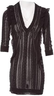 IRO \N Black Cotton Dresses