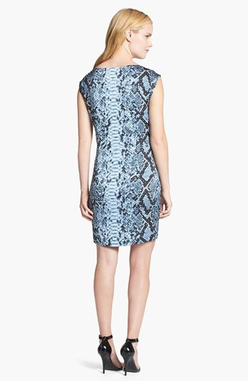 MICHAEL Michael Kors Studded Print Shift Dress