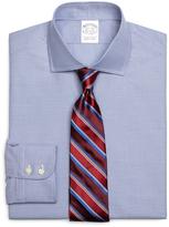 Brooks Brothers Regular Fit Micro Gingham Dress Shirt