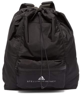 adidas by Stella McCartney Gymsack Shell Backpack - Womens - Black Multi