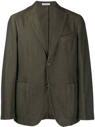 Boglioli classic single-breasted blazer
