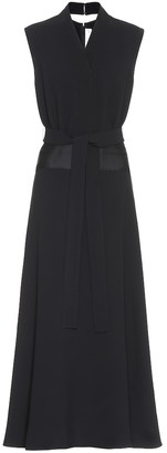 Victoria Victoria Beckham Tie-waist maxi dress