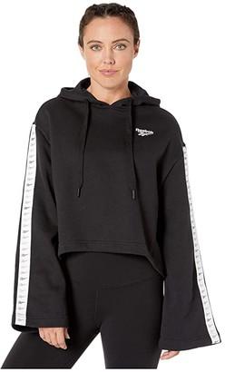 Reebok Classic Vector Performance Hoodie (Black) Women's Clothing