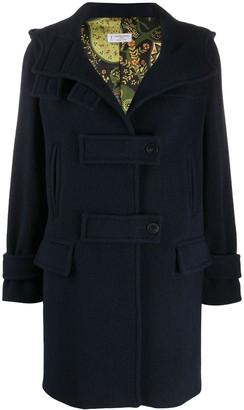 Alberto Biani Hooded Parka Coat