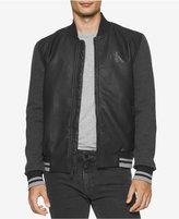 Calvin Klein Jeans Men's Baseball Bomber Jacket