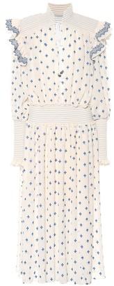 Philosophy di Lorenzo Serafini Embroidered dress