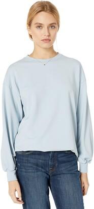 The Drop Women's Kiko Oversized Crewneck Sweatshirt