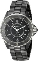 Chanel Men's H0685 J12 Dial Watch