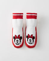 Hanna Andersson Disney Mickey Mouse Slipper Moccasins