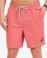 Nautica Big and Tall Men's Mariner Swim Trunks