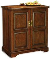 Howard Miller Lodi Wine & Bar Cabinet in Americana Cherry