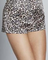 Gossard Animal Print Shorts