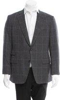 Paul Stuart Wool Two-Button Blazer