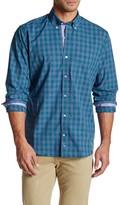 Tailorbyrd Long Sleeve Plaid Shirt
