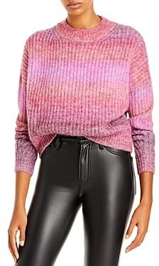 Aqua Ombre Striped Sweater - 100% Exclusive