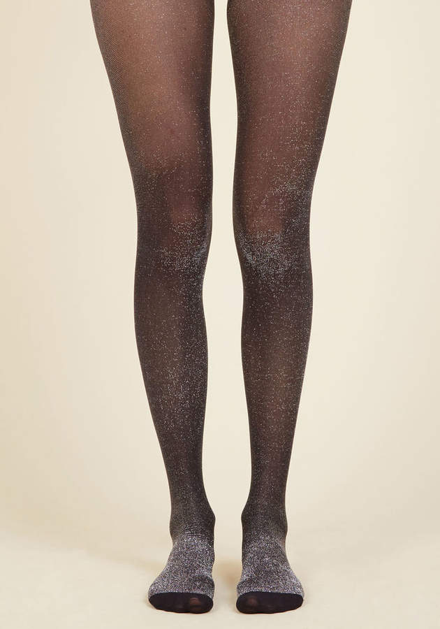 ModCloth Backstage Bliss Tights