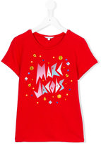 Little Marc Jacobs Teen bejewelled T-shirt - kids - Cotton/Modal - 14 yrs