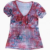 Galliano Pink Top for Women