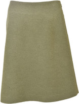 Ermanno Scervino Wool Skirt