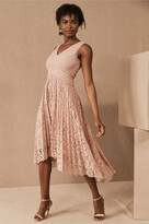 Thumbnail for your product : BHLDN Perri Lace V-Neck Dress