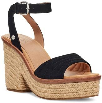 UGG Laynce Ankle Strap Platform Sandal
