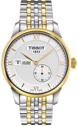 Tissot Men's Le Locle Automatic Petite Seconde Bracelet Watch, 39.3mm