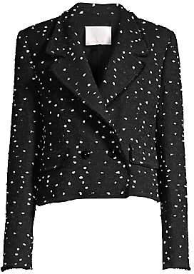 Rebecca Taylor Women's Bouclé Tweed Jacket